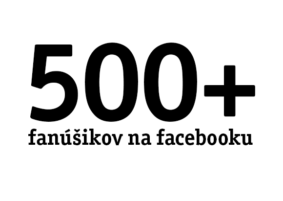 500fanusikov - 500+ fanúšikov na facebooku