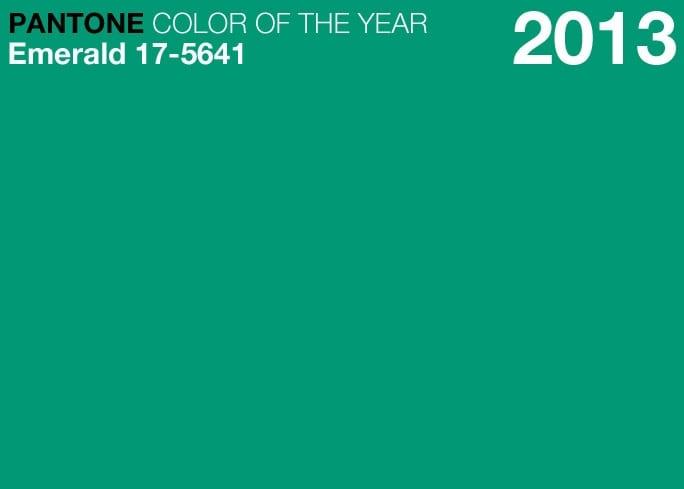 header coy20131 - PANTONE farba roka 2013