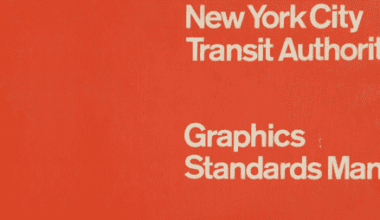 manual1 22 380x220 - New York City Transit Authority dizajn manuál (1970)