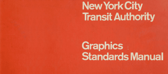 manual1 22 - New York City Transit Authority dizajn manuál (1970)