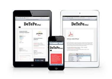 mobilne zariadenia 380x270 - DeTePe [dtp] aj na mobilných zariadeniach