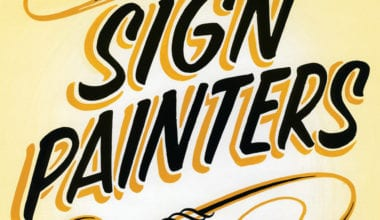 bloggersigns 380x220 - Ručné maľované – nový dokument o Sign Painters