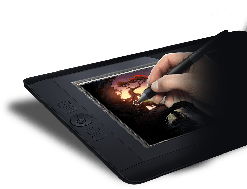 features tablet - Nový Cintiq 13HD prichádza