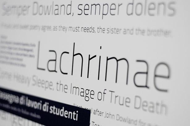 fonts 644 titillium sample - Fonty zadarmo – 1. časť