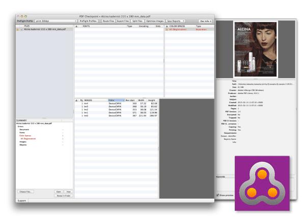 hlavne okno1 580x4112 - PDF Checkpoint – kontrola PDF súborov