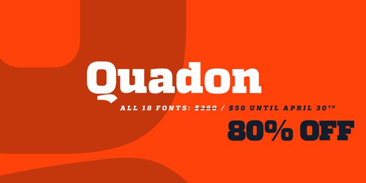 107243 - Font dňa – Quadon (zľava 80% do 30. apríla)
