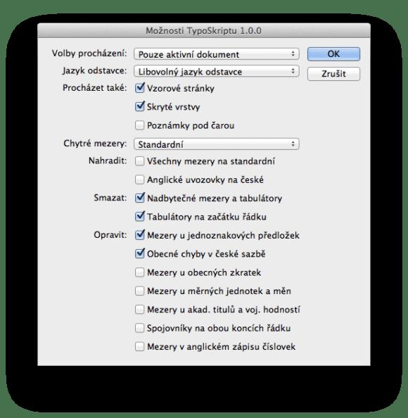 Typoskript3 580x594 - Typoskript – plugin, ktorý vám uľahčí korekcie textu