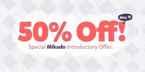 111340 580x290 - Font dňa – Mikado (zľava 50% do 15. mája)