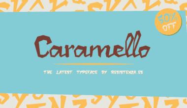 112766 380x220 - Font dňa – Caramello (zľava 50%)