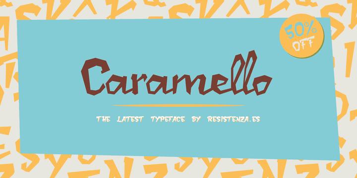 112766 - Font dňa – Caramello (zľava 50%)
