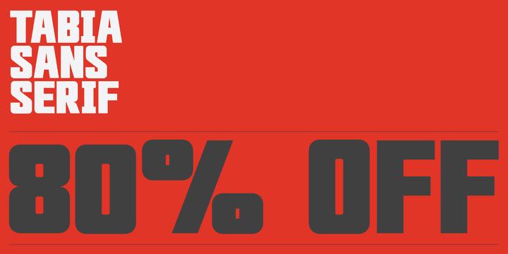 113867 - Font dňa – Tabia (zľava 80%)
