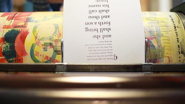 6765411383 5f676299b2 z - Upside Down, Left To Right: A Letterpress Film