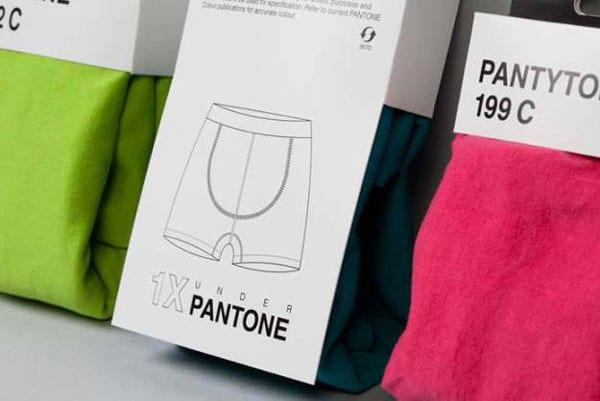 cover - Underpantones – spodná bielizeň pre dizajnérov