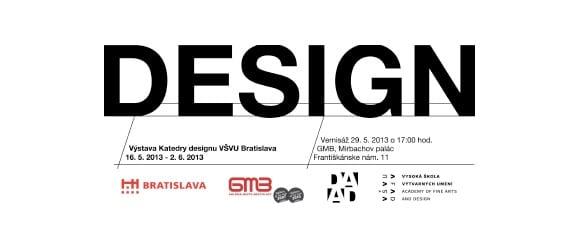 vsvu diplomovky - VŠVU v Bratislave pozýva na výstavu diplomových prác študentov Katedry dizajnu