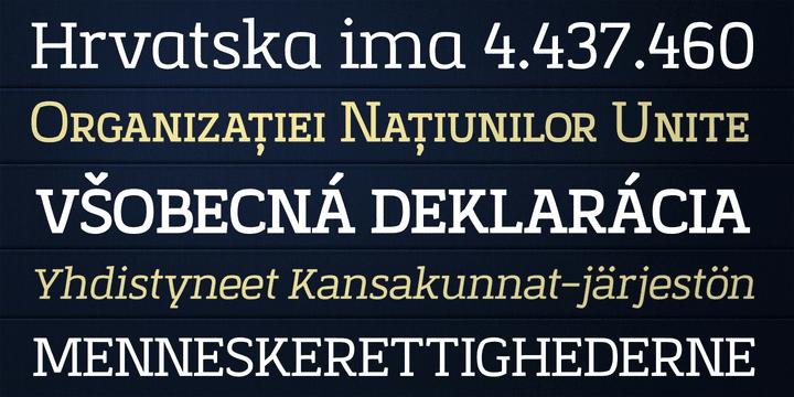 107326 - Font dňa – Korpo Serif (zľava 80%, od 5$)