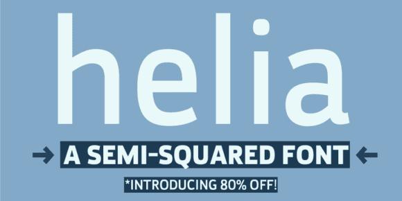 115768 580x290 - Font dňa – Helia (zľava 80%, od 7$)