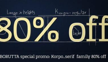 117020 380x220 - Font dňa – Korpo Serif (zľava 80%, od 5$)
