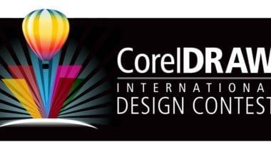 4111.CorelDRAW Contest logo black  hrz 380x220 - Corel vyhlásili súťaž s cenami v celkovej hodnote 100 000 dolárov