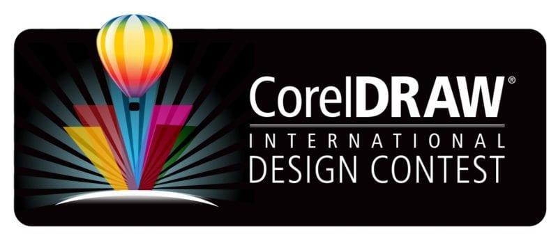 4111.CorelDRAW Contest logo black  hrz 800x362 - Corel vyhlásili súťaž s cenami v celkovej hodnote 100 000 dolárov