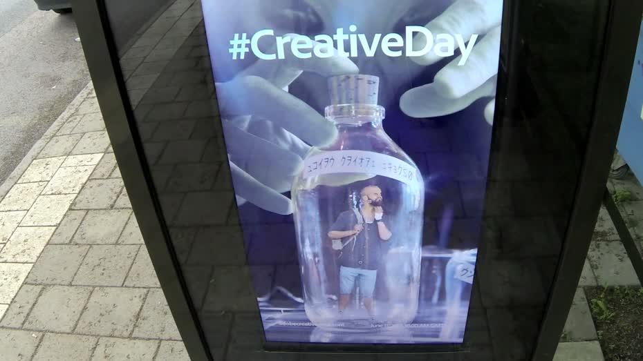 CreativeDay - Retuš na počkanie s Erikom Johanssonom