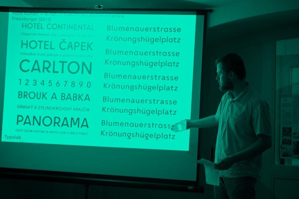 TypeShorts green - TypeTalks 3 [Brno, 6–7 září 2013]