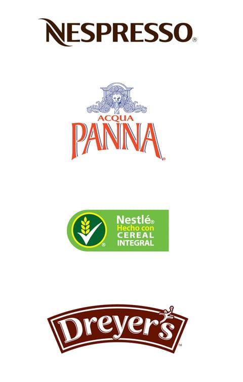 loga - Logoseriál: Nestlé