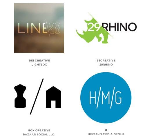 10 slash - Tohtoročné trendy pre dizajn lôg