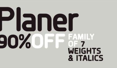 114219 380x220 - Font dňa – Planer (zľava 90%, od 0$, rodina 22,00$)