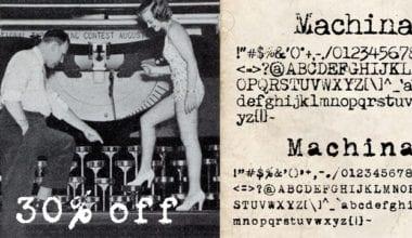 96038 380x220 - Font dňa – Machina (zľava 30%, 11,20$)