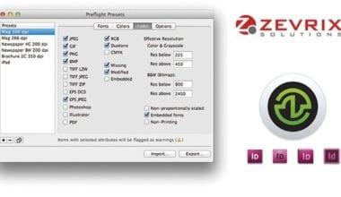 InPreflightcover 380x220 - InPreflight – predtlačová príprava pre InDesign