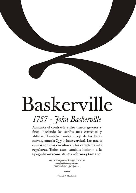 cover52 - Baskerville. Písmo vytvorené analfabetom – dejiny typografie V.