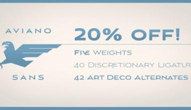 117365 380x220 - Font dňa – Aviano Sans (komplet 37,90€)