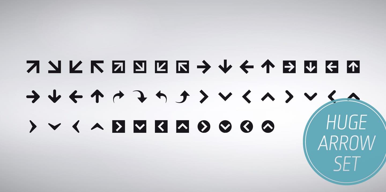 119926 - Font dňa – Iconized (10,00$)