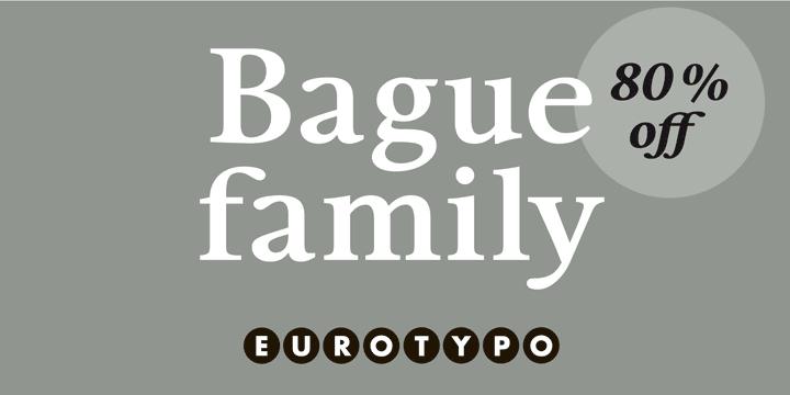 123112 - Font dňa – Bague (rodina 37,31€)