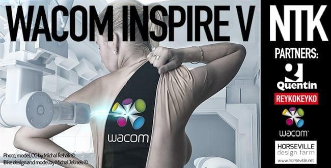 1wacominspire main - Seminář: Wacom Inspire