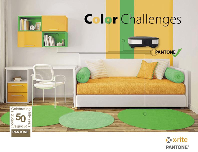 Color Challenges - Odborný seminář Color Challenges 2