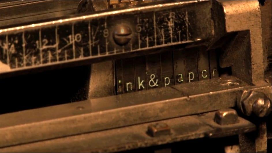 IP - Ink & Paper