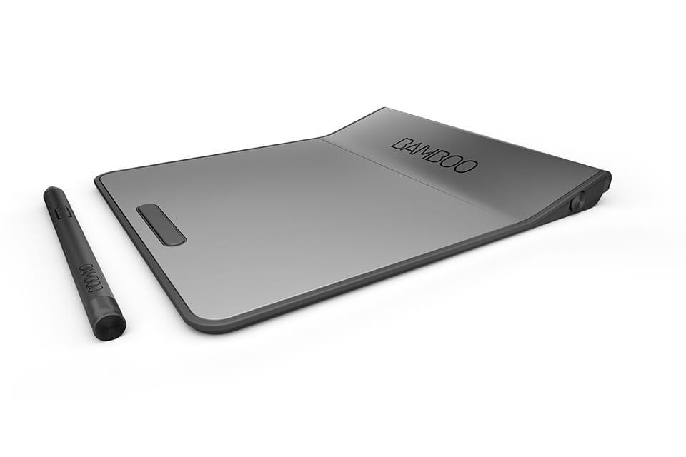 cover - Wacom predstavil touchpad, ktorý zvládne skicovanie
