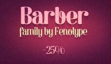 122160 380x220 - Font dňa – Barber (od 19,37€)