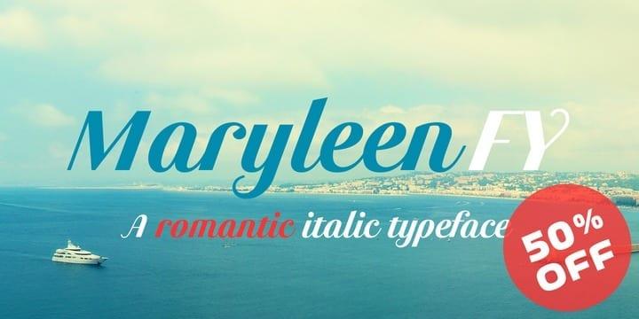 125137 - Font dňa – Maryleen FY (14,37€)