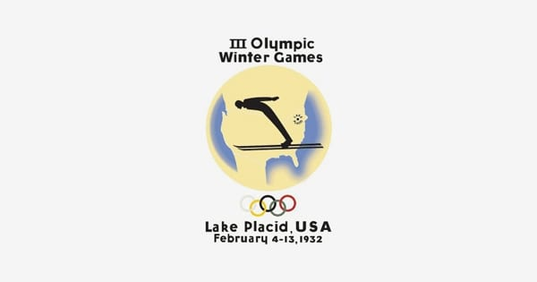 1932-lake-placid-winter-olympic-games-logo