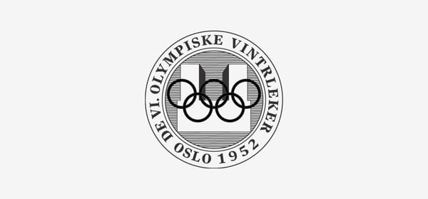 1952-oslo-winter-olympic-games-logo