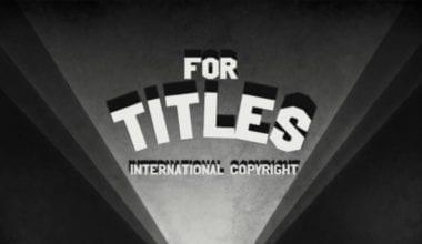 From Paper to Screen9 380x220 - Typografia a filmové titulky. Rýchlo a prehľadne