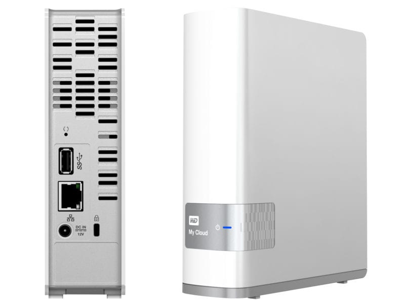 wdfMyCloud front1 800x601 - WD® ponúka úplne vlastný osobný cloud