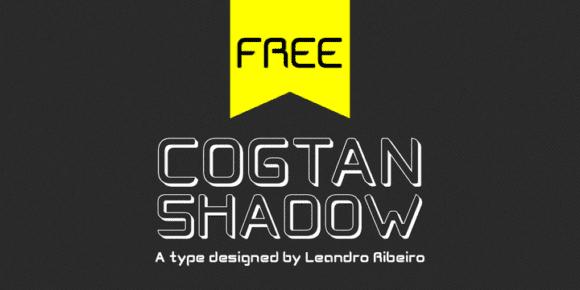 124505 580x290 - Font dňa – Cogtan Shadow (zadarmo)