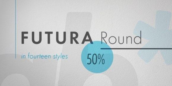 126964 580x290 - Font dňa – Futura Round (zľava 50%, od 9,98$)