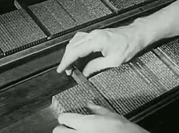 1947 A 580x431 - Ako sa vyrábali knihy v roku 1947