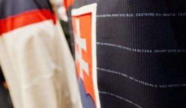 5 0 380x220 - Nové dresy slovenskej hokejovej reprezentácie so slovami štátnej hymny