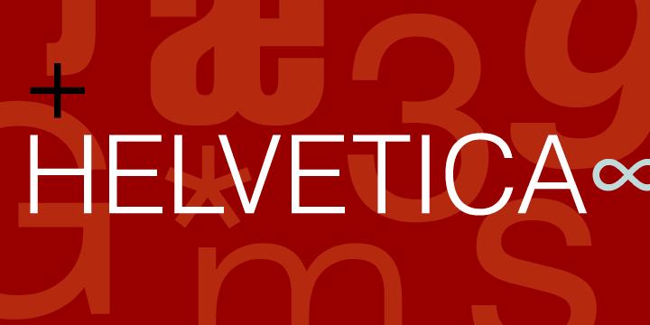 78558 - Fenomén menom Helvetica si privlastňujú aj svetové identity