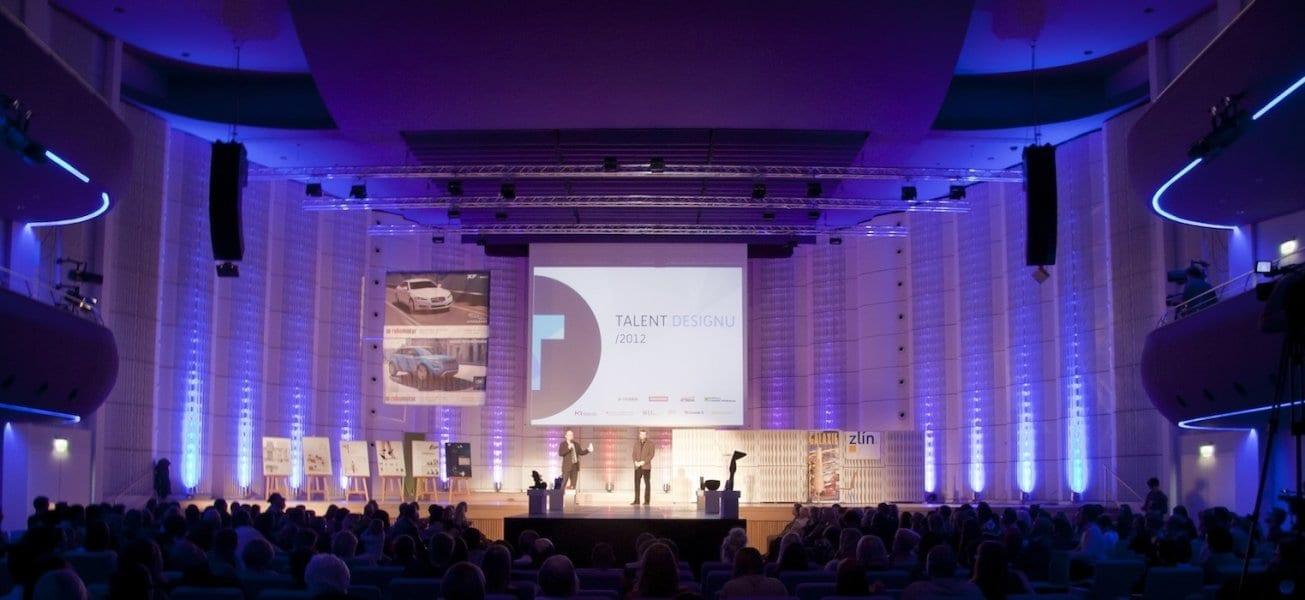TD gala 2012 - Poslední šance přihlásit se do Talentu designu 2013